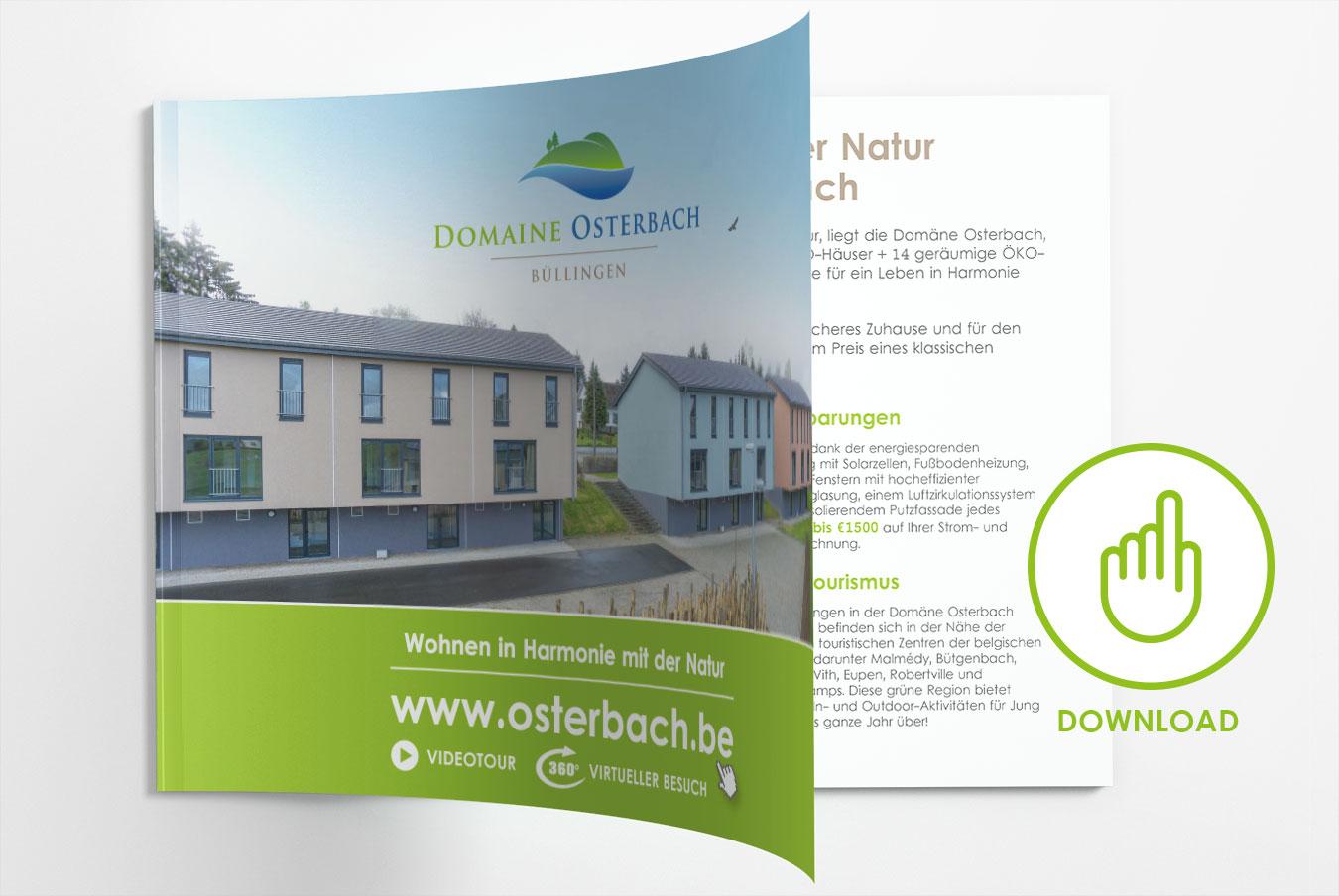 Domaine Osterbach Broschüre