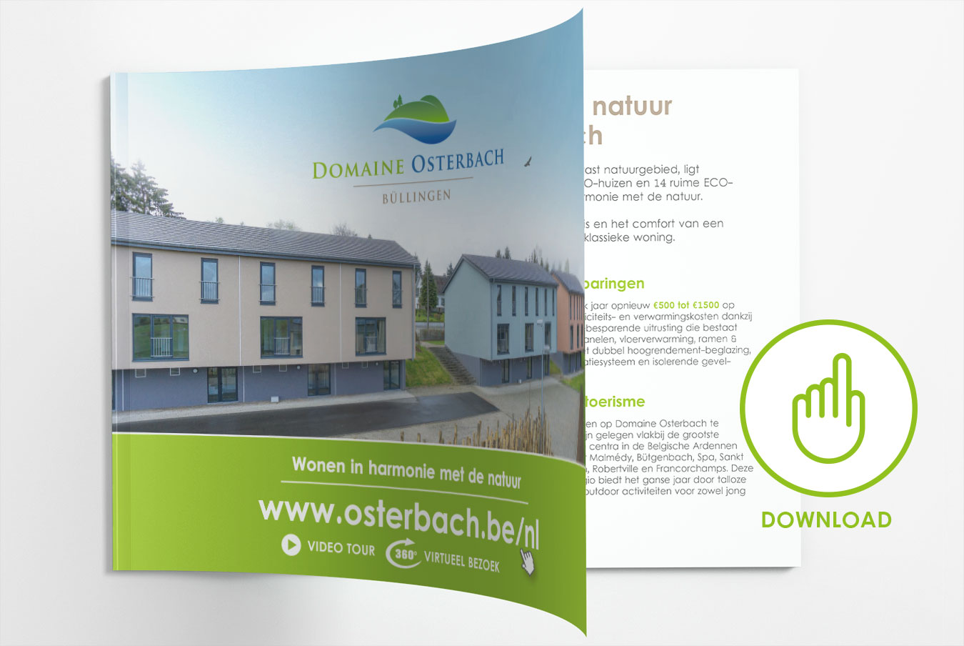 Domaine Osterbach brochure